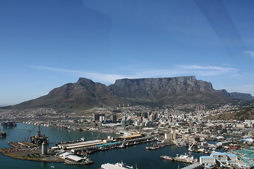Cape Town - Best helicopter tours in the world