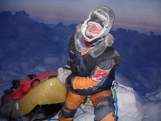 Cecilie Skog - 10 Modern-day female adventurers