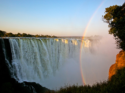Victoria Falls - Great expeditions that changed the world