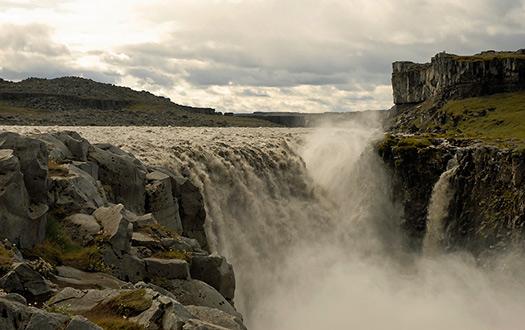 Dettifos - Top 10 breathtaking waterfalls in  the world