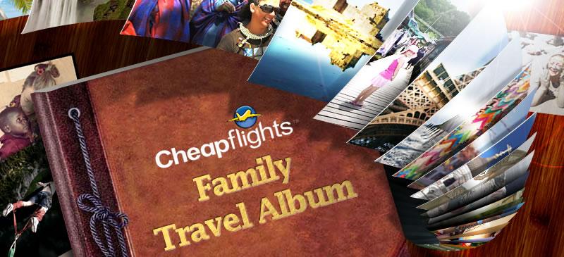 Family Travel Album