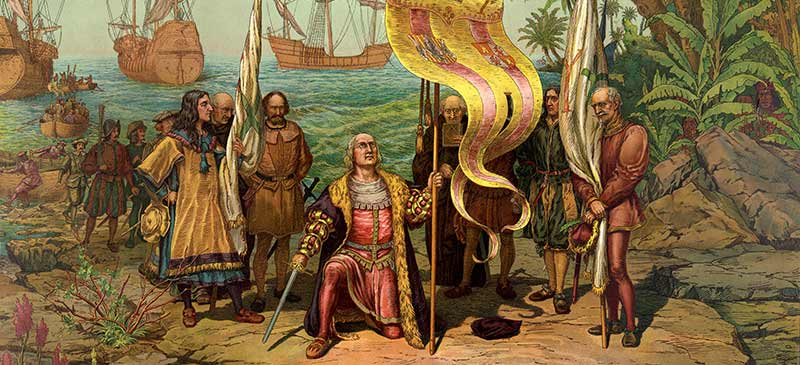 Columbus - Great expeditions that changed the world