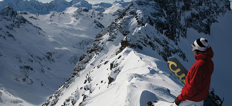 Splitboard - Chamonix, France