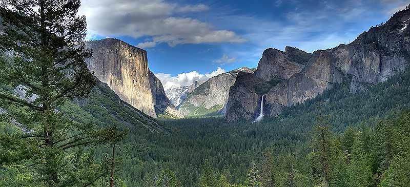 Yosemite - Top 10 breathtaking waterfalls