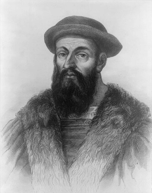 Ferdinand Magellan - Great expeditions that changed the world
