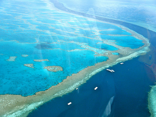 Great Barrier Reef - Best helicopter tours in the world