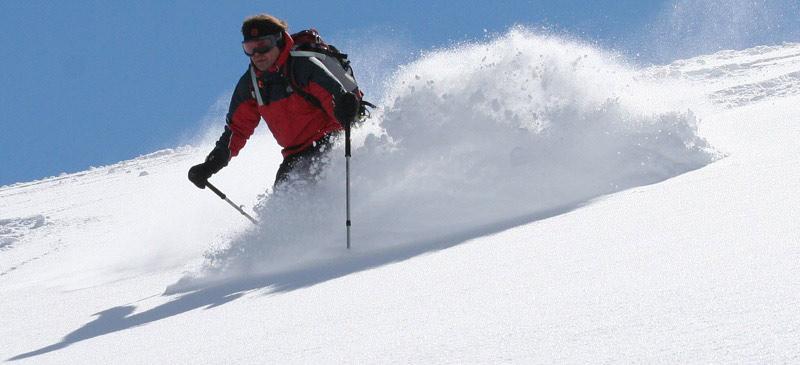 Heli-ski - 10 adrenaline rush winter activities