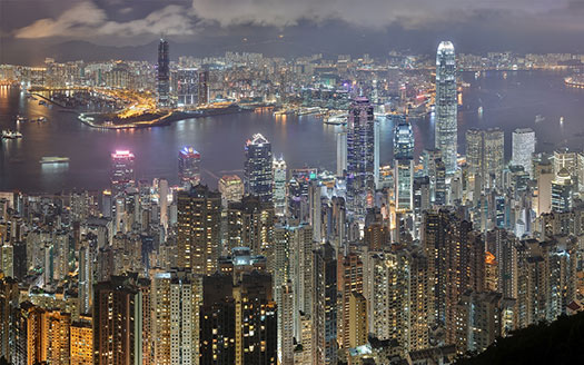 Hong Kong - Best helicopter tours in the world