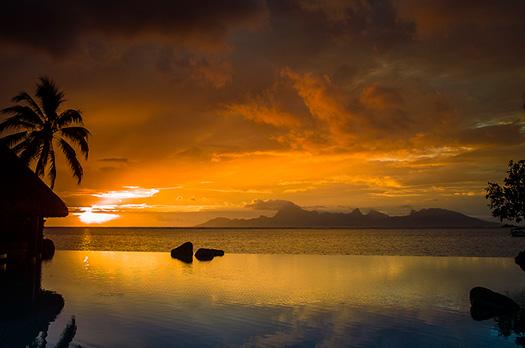 James Cook - Tahiti