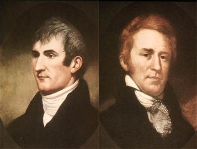 Lewis and Clark - Great expeditions that changed the world