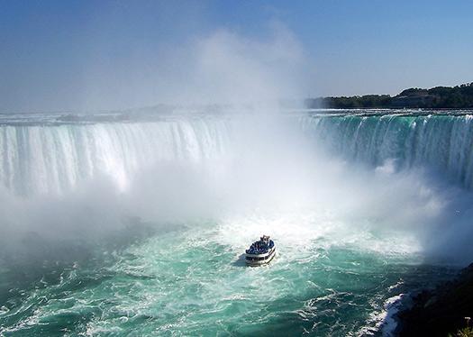 Niagara Falls - Top 10 breathtaking waterfalls