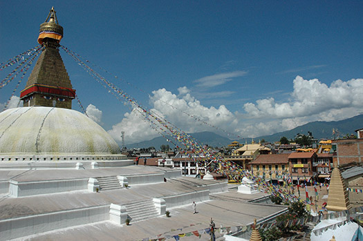 Kathmandu - Great expeditions that changed the world