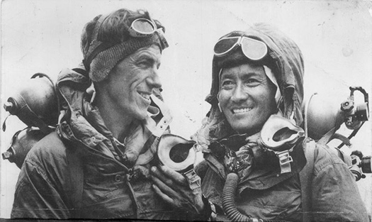 Norgay and Hillary - Great expeditions that changed the world