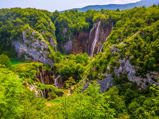 Plitvice - Top 10 breathtaking waterfalls in  the world