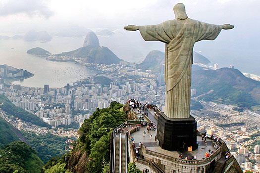 Rio - Best helicopter tours in the world