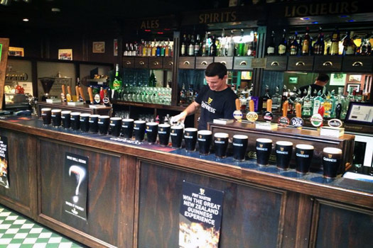 Rosie's Irish Pub, New Plymouth, New Zealand