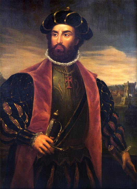 Vasco da Gama - Great expeditions that changed the world