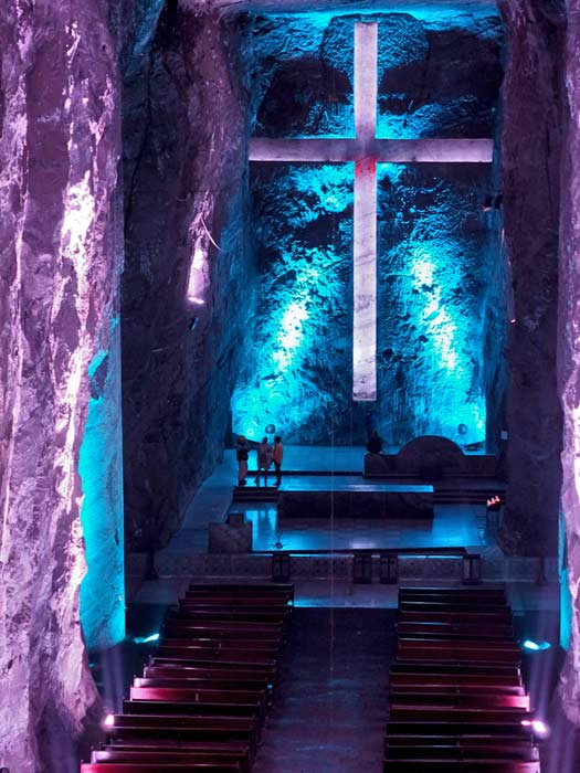 The main service area in the Salt Cathedral. Photo by Ratha Grimes
