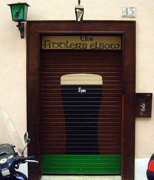 The Fiddler's Elbow Rome, Italy