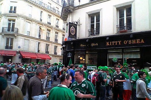Kitty O'Shea's, Paris, France