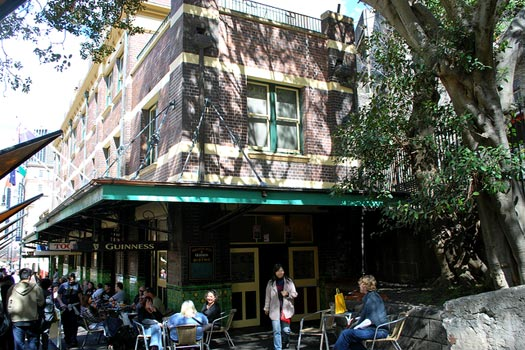 Mercantile Hotel,  The Rocks, Sydney, Australia