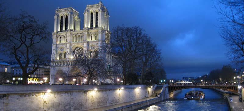 A favourite amongst Brits... Paris