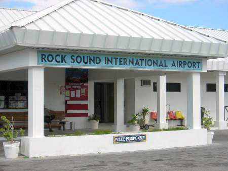 Rock Sound Airport - Bahamas