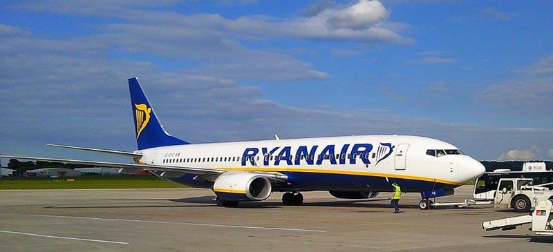 Low-cost flights to Dusseldorf... Ryanair