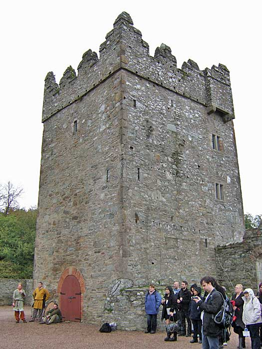 Castle Ward aka Winterfell. Photo by William Marnoch