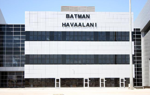Batman Airport, Batman, Turkey