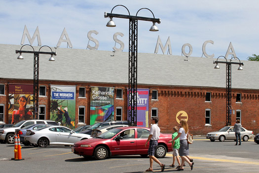 MassMOCA, North Adams
