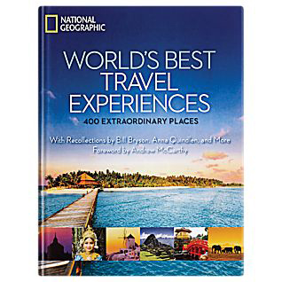 National Geographic 400 places