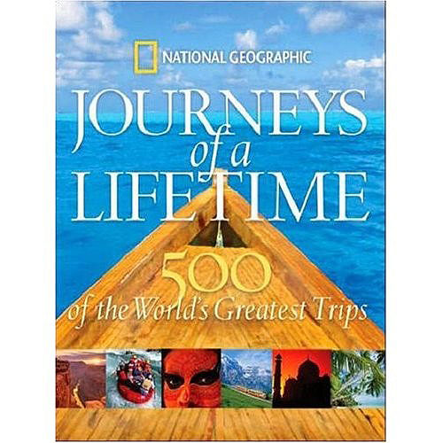 National Geographic 500 trips