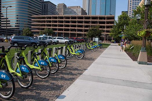Nice Ride - America's greenest cities