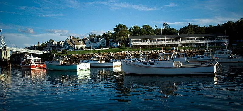 Perkins Cove, Marginal Way - New England LGBT destinations