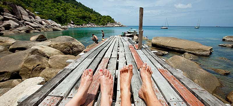 Feet First by Tom Robinson