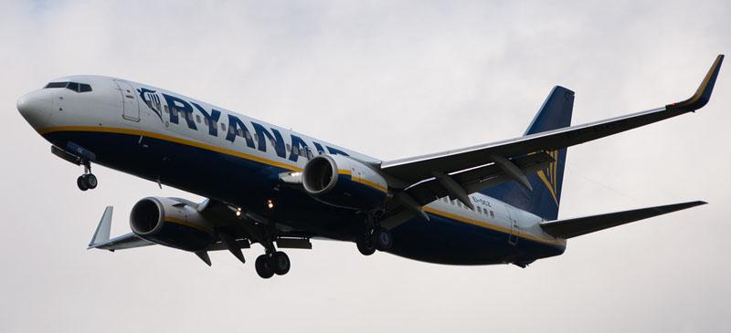 New European bases... Ryanair