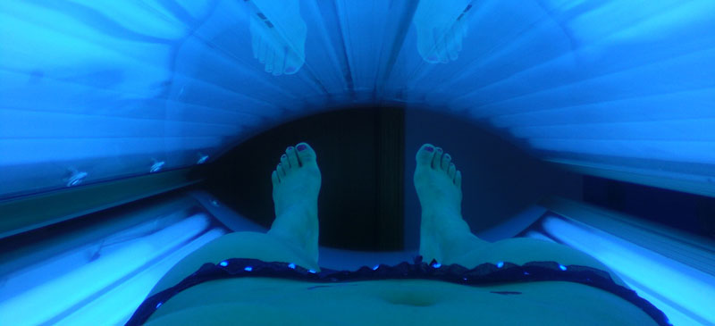 Do you hit the sunbed before a holiday?