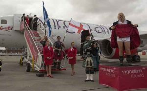 Domestic flights launched... Virgin