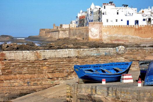 Essaouira. Photo by Alain Feulvarch