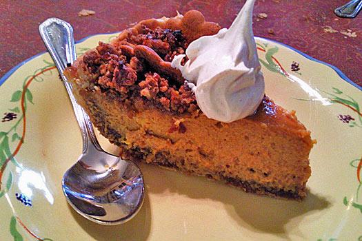 Pecan Pie. Photo by Jackie Waters