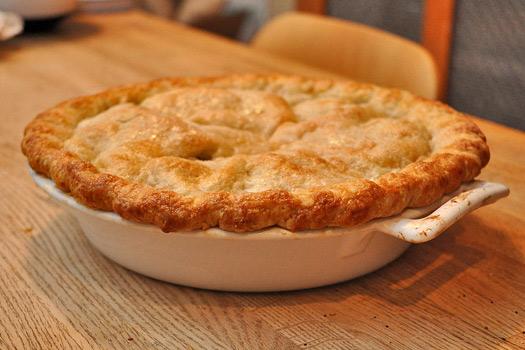 Apple Pie. Photo by Dinner Series