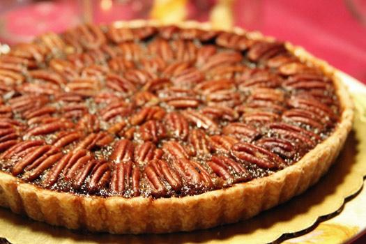 Pecan Pie. Photo by @joefoodie