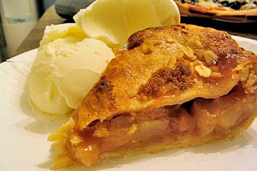 Apple Pie. Photo by scott feldstein