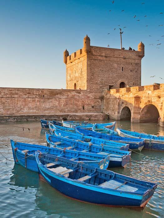 Essaouira Harbour - Astapor. Photo by Mark Fischer