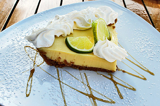 Key Lime Pie. Photo by Bing