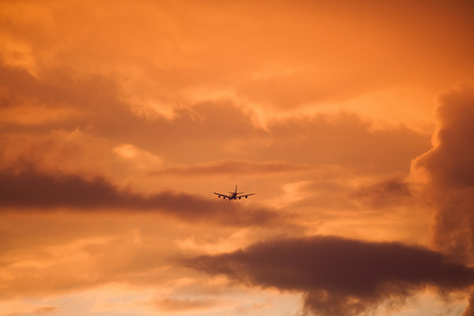 Planes and Sunsets Gallery