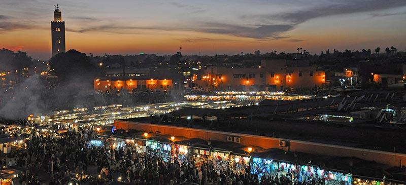 Marrakesh souk - 10 great traditional markets