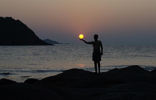Kurumgad Island, Karnataka, India