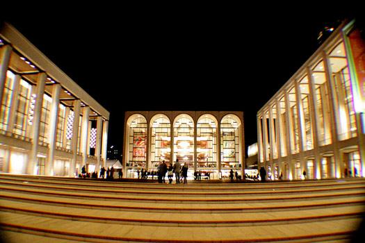 Lincoln Center, New York City